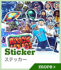 Sticker ステッカー