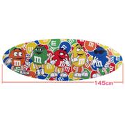M&M ラグマット☆サーフボード型 Lサイズ